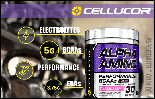 Cellucor Alpha Amino kaufen