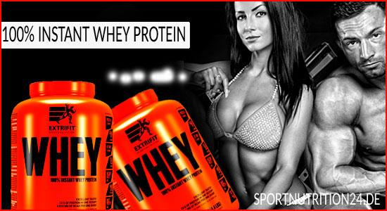 Extrifit 100% Instant Whey protein kaufen