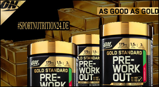 ON gold standard pre workout kaufen