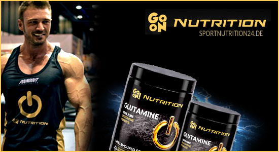 Go On Nutrition Glutamine Kaufen