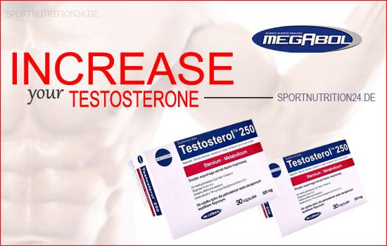 Megabol Testosterol 250 kaufen