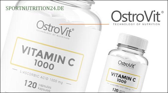 Ostrovit vitamin C 1000 Kaufen