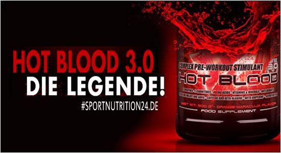 scitec nutrition hot blood 3.o kaufen