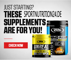 Real Pharm supplements