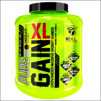 3XL Nutrition Pure Gain XL 3000g