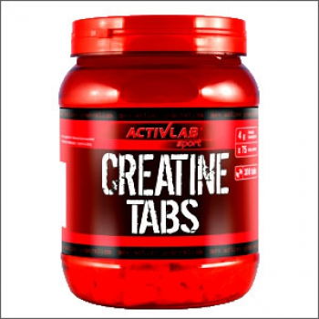 Activlab Creatine Tabs 360 Tabletten