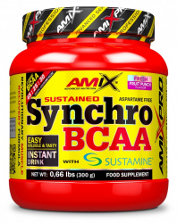 Amix Nutrition Sustained Synchro Bcaa + Sustamine 300g