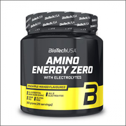 Biotech USA Amino Energy Zero with electrolytes 360g