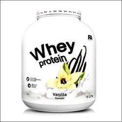 FA Nutrition Whey Protein 2270g