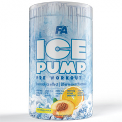 Fa Nutrition Ice Pump Pre Workout 463g