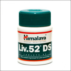 Himalaya Liv.52 DS 60 Tabletten