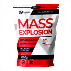 Immortal Nutrition Mass Explosion 1000g