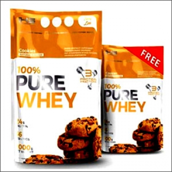 Iron Horse Series 100% Pure Whey 2000g + GRATIS Iron Horse Series 100% Pure Whey 500g