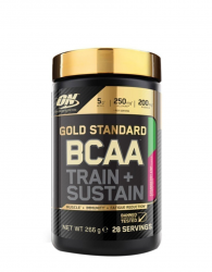Optimum Nutrition Gold Standard BCAA Train + Sustain 266g
