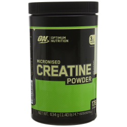 Optimum Nutrition Micronised Creatine Powder 634g