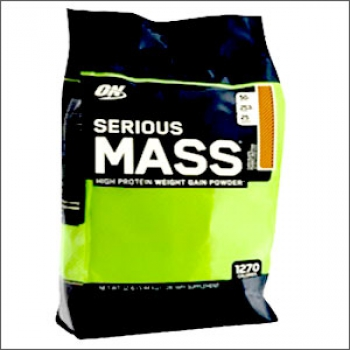 Optimum Nutrition Serius Mass 5454g
