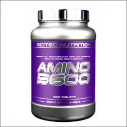Scitec Nutrition Amino 5600 - 1000 Tabletten