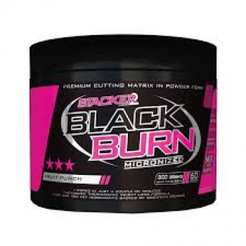 Stacker2 Europe Black Burn Micronized 300g