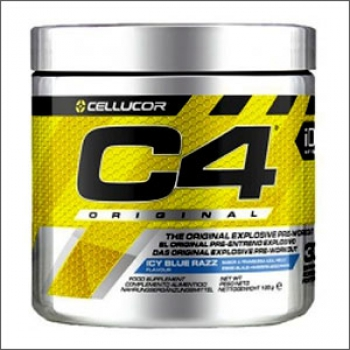 Cellucor C4 Original - ID SERIES - 195g