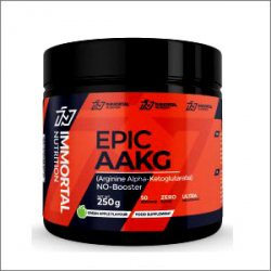 Immortal Nutrition Epic Aakg 250g