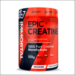 Immortal Nutrition Epic Creatine 500g