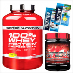 Scitec Nutrition Paket Vol.1