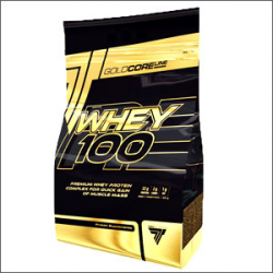 Trec Nutrition Gold Core Line Whey 100 - 2275g