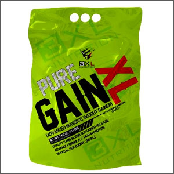 3XL Nutrition Pure Gain XL 7000g