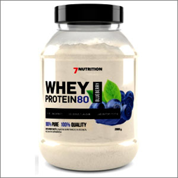 7Nutrition Whey Protein 80 - 2000g