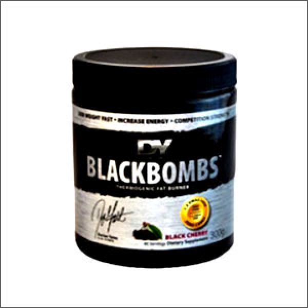 DY Nutrition Black Bombs 300g