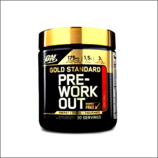 ON Gold Standard Pre-Workout 330g
