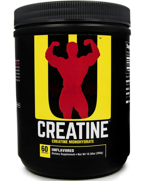 Universal Nutrition Creatine Monohydrate Micronized 300g