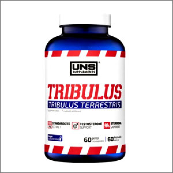 Uns Supplements Tribulus Terrestris 60 Kapseln