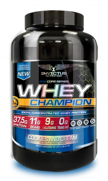 Invictus Nutrition Whey Champions 2000g