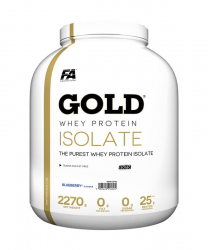 FA Nutrition Gold Whey Isolate 2270g