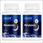 OstroVit Melatonin 2 x 180 Tabletten